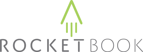 Logo fusée rocketbook