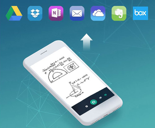 Application mobile avec plateforme cloud