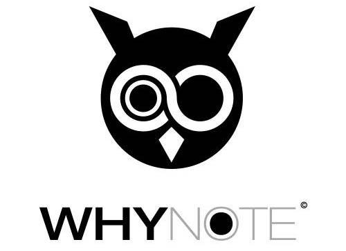 Logo hibou Whynote