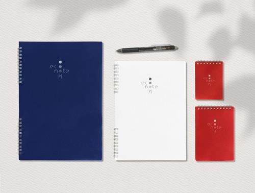 Cahier de note réutilisable Econotebk