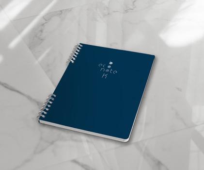 econotebk bleu 1